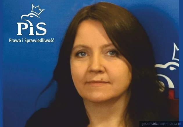 Joanna Lichocka. Fot. PiS