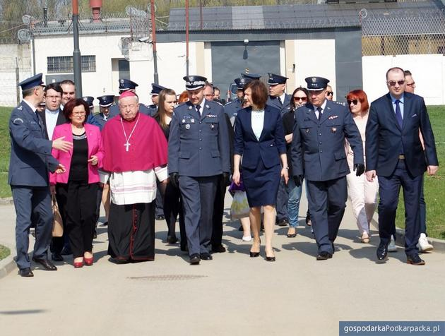 W więzieniu w Załężu otworzono oddział dla kobiet