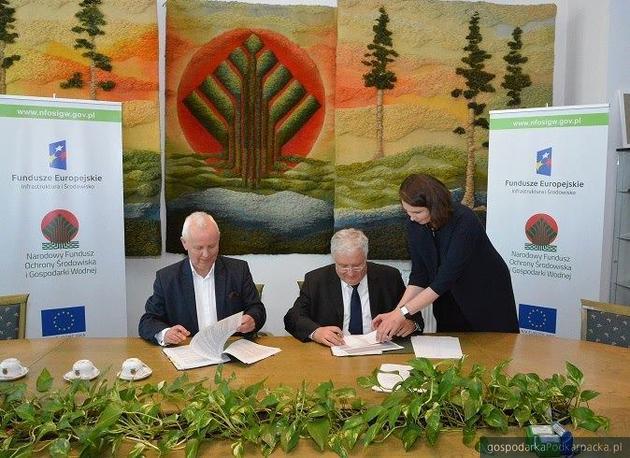 Będzie modernizacja oczyszczalni ścieków w Dębicy