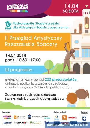 II dziecięcy Przegląd Artystyczny w CH Plaza Rzeszów