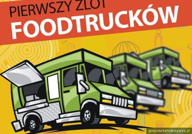 Pierwszy Zlot Food Trucków w Dębicy