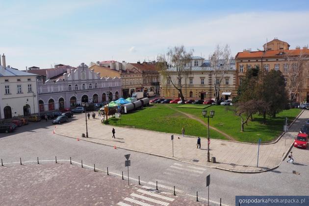 Imprezy na Rynku w Jarosławiu