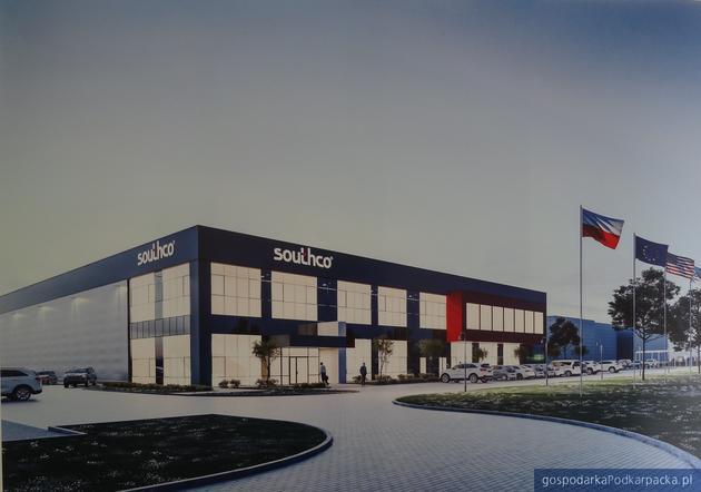 Southco inwestuje w Tajęcinie pod Rzeszowem