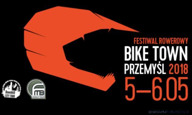 """Festiwal rowerowy """"Bike Town Przemyśl"""": 5 - 6 maja 2018"""