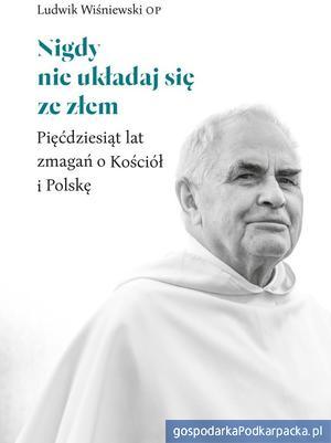 Nowa książka znanego dominikanina ojca Ludwika Wiśniewskiego OP