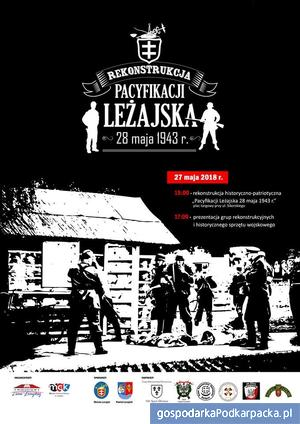 Rekonstrukcja pacyfikacji Leżajska