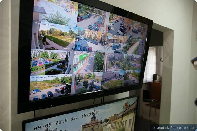 Przeworsk rozbudowuje miejski monitoring