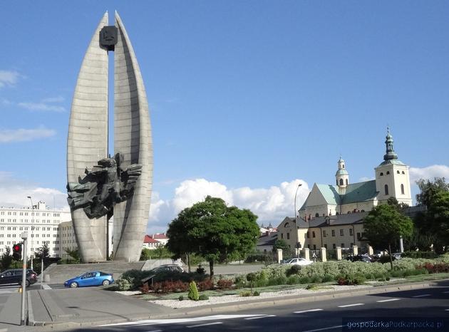 Co zrobić z rzeszowskim pomnikiem? Pomysł Platformy Obywatelskiej
