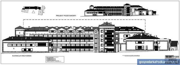 Umowa na rozbudowę szpitala w Strzyżowie podpisana