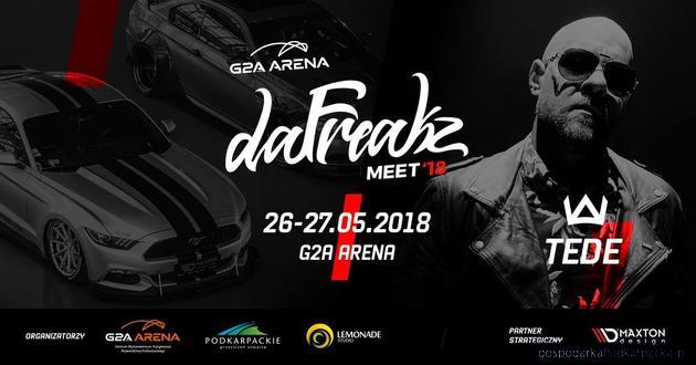 DaFreakz Meet '18 Expo – spotkania miłośników tuningu