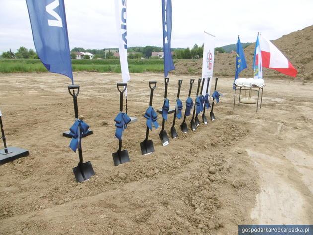 Rozpoczęła się budowa obwodnicy Strzyżowa