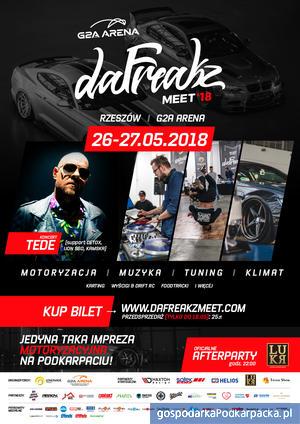 Show motoryzacyjne DaFreakz Meet'18 w G2A Arena
