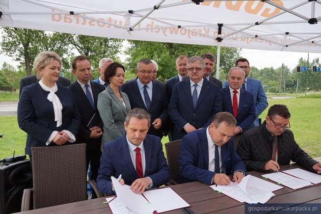 Umowa na rozbudowę obwodnicy Łańcuta podpisana