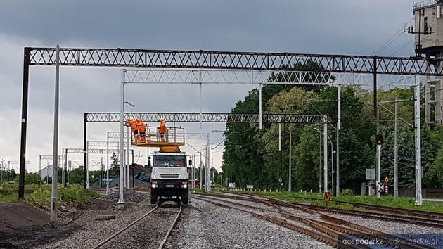 Rozpoczyna się kolejny etap przebudowy stacji Stalowa Wola Rozwadów