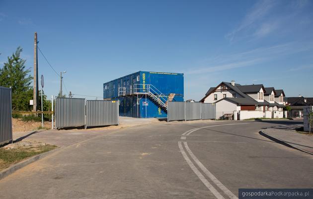 Teren budowy przy ulicy Bałtyckiej. Fot. Zakon Pijarów