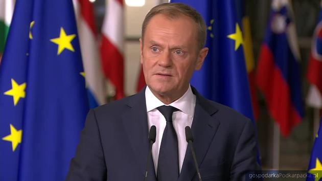 Donald Tusk. Fot. european-council.europa.eu
