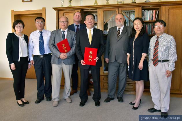 Polsko-chińskie studia na Uniwersytecie Rzeszowskim
