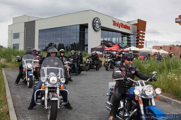 Harley On Tour 2018 w Rzeszowie - impreza w salonie motocykli