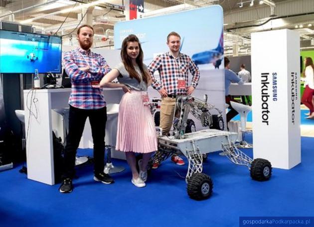 Rzeszowski łazik marsjański Legendary Rover w konkursie w USA