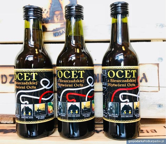 Pierwszy w Polsce ocet piwny powstaje w Bieszczadach