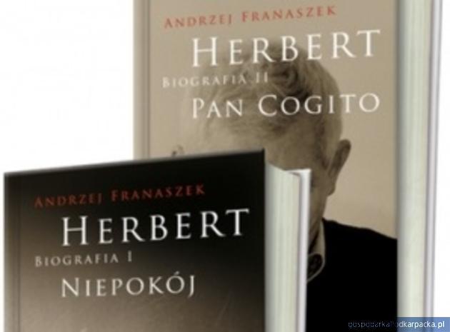 Promocja biografii Zbigniewa Herberta w Rzeszowie