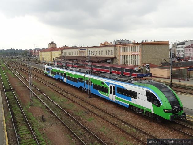 Stacja Rzeszów Główny - stan obecny. Fot. Adam Cyło