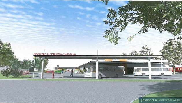 Rozpoczęła się budowa nowego dworca PKS w Jarosławiu