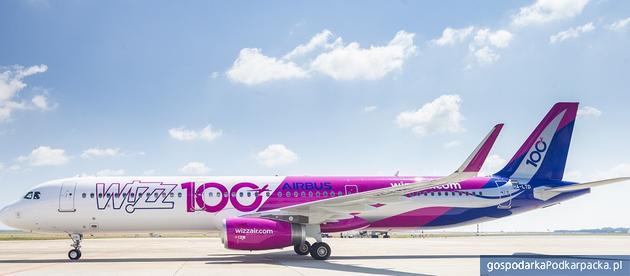 Praca w liniach lotniczych Wizz Air
