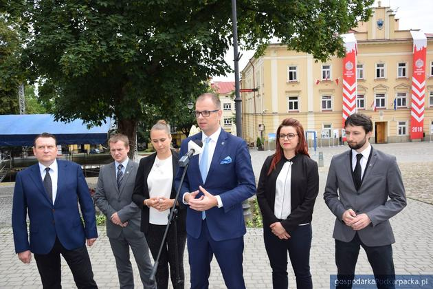 Konferencja w Przemyślu. Fot. nadesłane