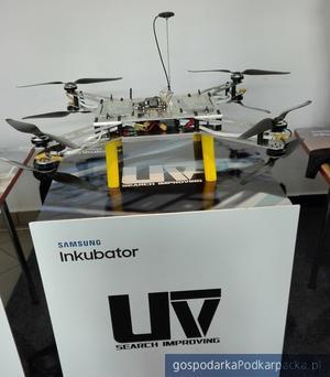 UVI(Unmanned Vechicles Innovations) Adama Twardego i Dawida Wawrzkiewicza z Politechniki Rzeszowskiej