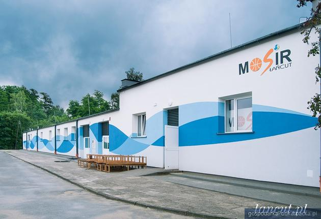 Zakończyła się przebudowa budynku MOSiR w Łańcucie