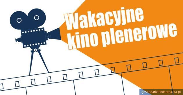 Wakacyjne kino plenerowe w Rzeszowie