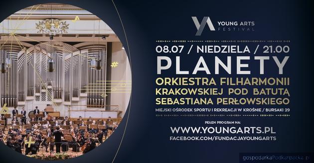 Young Arts Festival 2018 w TVP3 Rzeszów