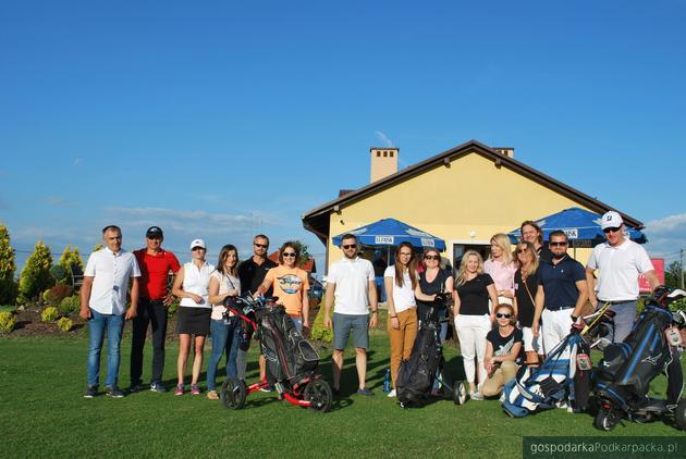 Podkarpacki Piknik Biznesowy - przy golfie o interesach