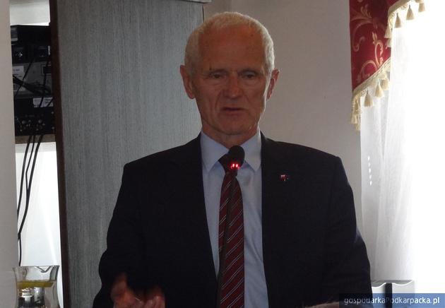 Andrzej Dec, przewodniczący Rady Miasta Rzeszowa