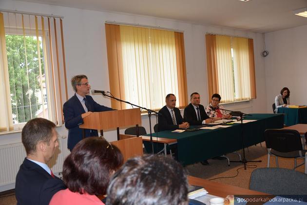 Burmistrz Głogowa Młp. z absolutorium za 2017 rok
