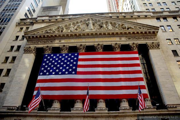 Siedziba giełdy w Nowym Jorku. Fot. Pixabay/CC0