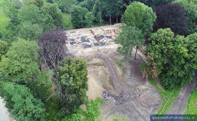 Coraz więcej odkryć na wzgórzu zamkowym w Oleszycach