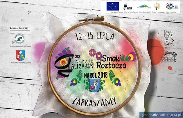 "Jarmark Galicyjski ""Smaki Roztocza - Narol 2018"""