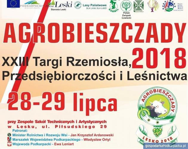 Agrobieszczady 2018 – Targi Rzemiosła, Przedsiębiorczości i Leśnictwa