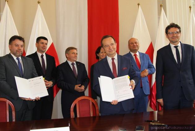 Ponad 208 milionów złotych na Podmiejską Kolej Aglomeracyjną wokół Rzeszowa