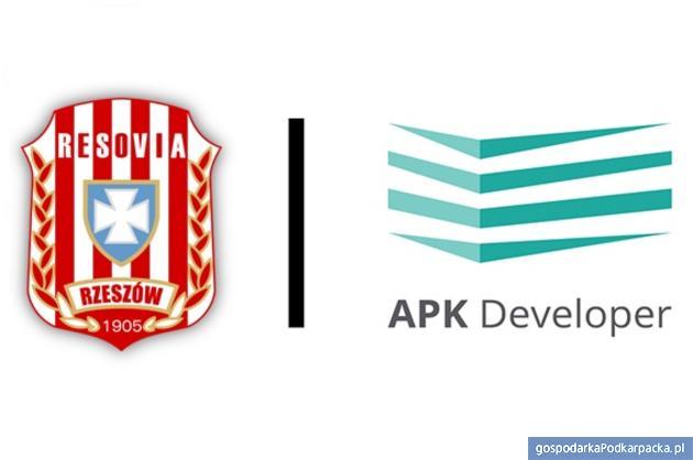 Apklan nowym sponsorem tytularnym piłkarzy Resovii