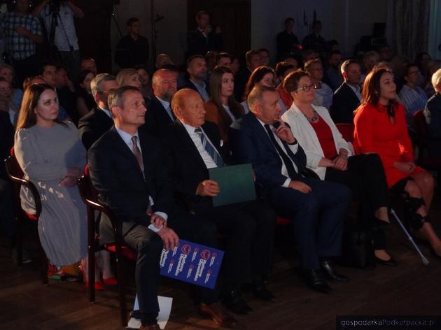 Konwencja Koalicji Obywatelskiej (PO i Nowoczesna) w Rzeszowie