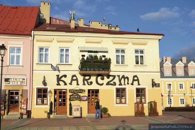 """Karczma """"Jadło Karpackie"""" w Sanoku"""