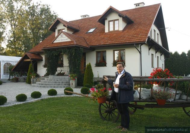 """Winnica """"Stare Siedlisko"""" w Borku Starym koło Rzeszowa"""