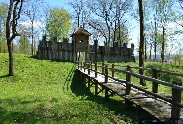Karpacka Troja – skansen w Trzcinicy k. Jasła