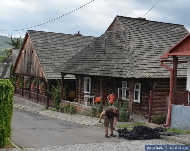 Pruchnik – miasteczko z drewnianym rynkiem