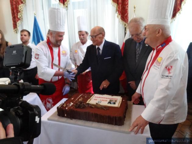 """Tadeusz Ferenc - """"Samorządowiec 20-lecia"""""""