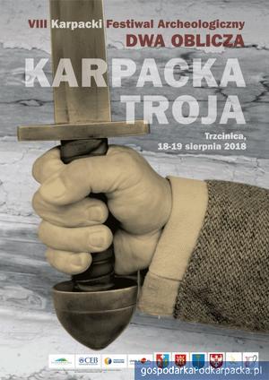 Festiwal Archeologiczny 2018 w Karpackiej Troi w Trzcinicy