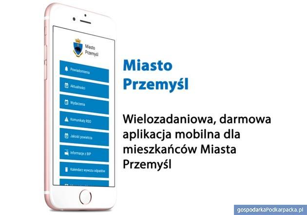 """""""Miasto Przemyśl"""" - mobilna aplikacja już dostępna"""